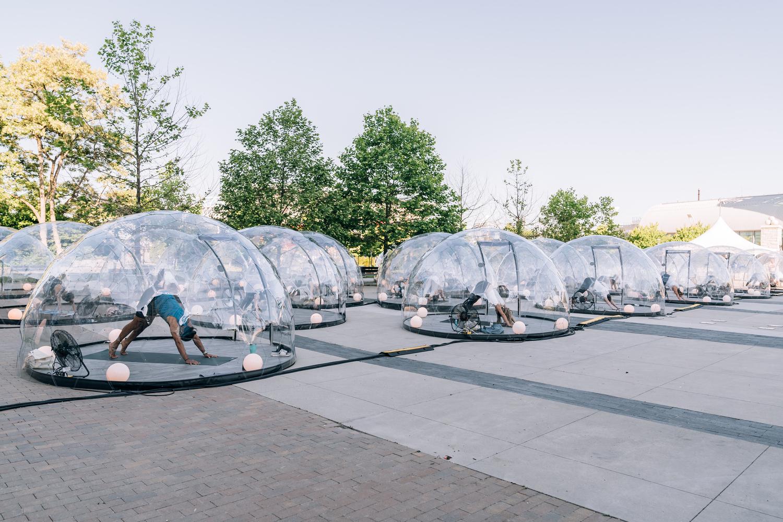 تغییرات فضاهای شهری در سال 2020