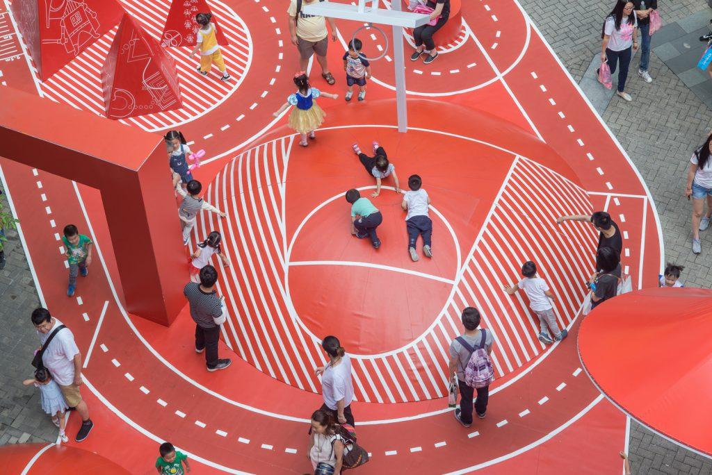خلاقیت در احیا فضاهای عمومی