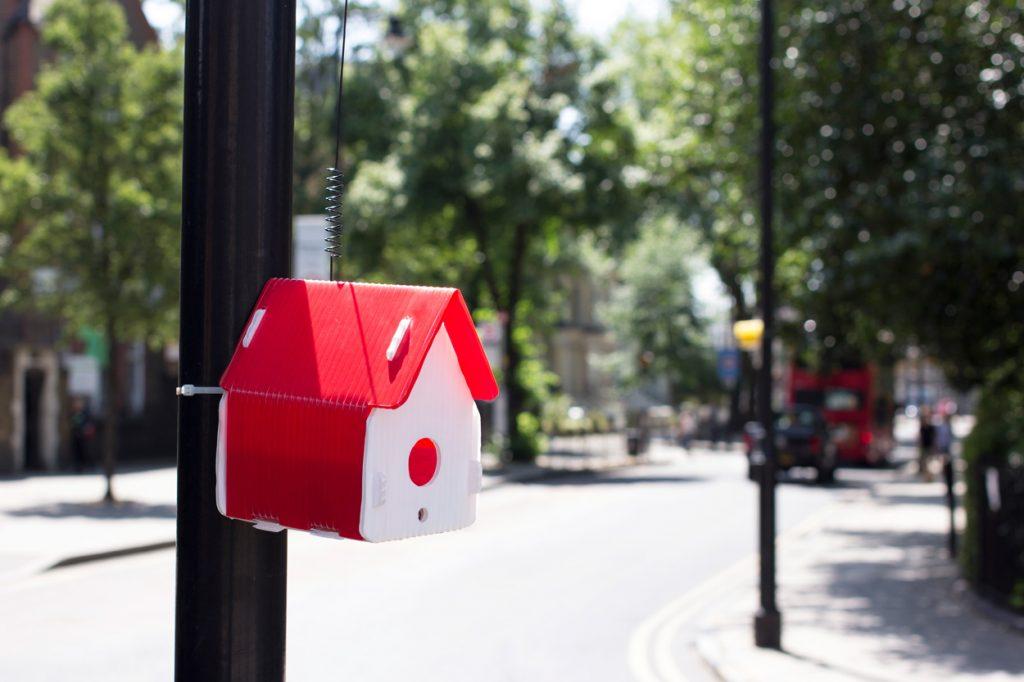 آشیانه های شهری برای دوستان بال و پردار ما