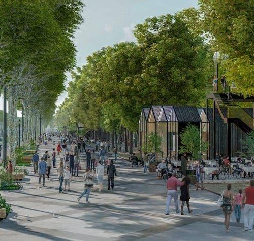همه گیری ویروس کرونا و نیاز به پارک ها و فضای سبز بیشتر را در شهرها