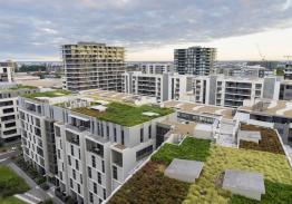 لایه جدیدی از فضای عمومی: فعال سازی پشت بام های شهری