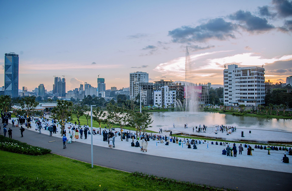 حمایت از رهبران محلی برای توسعهی شهری در اتیوپی